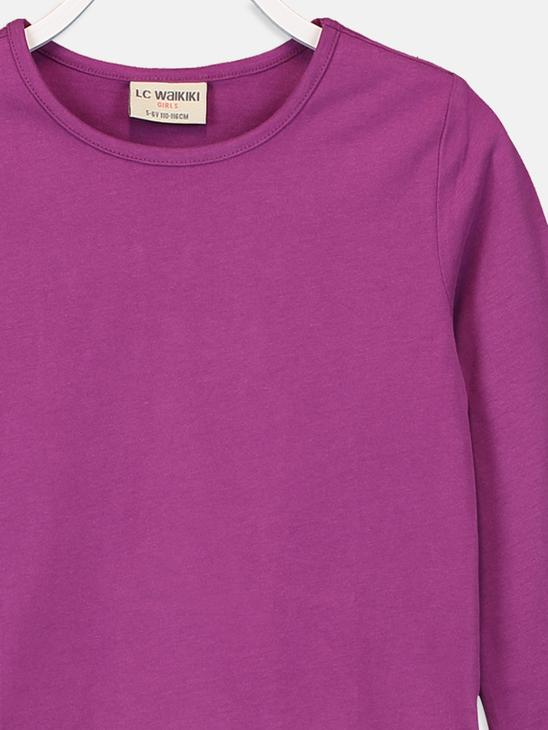 PURPLE - T-Shirt - 9W2619Z4