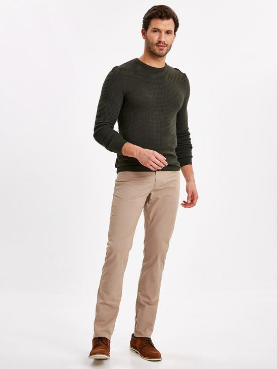 BEIGE - Trousers - 9S2469Z8