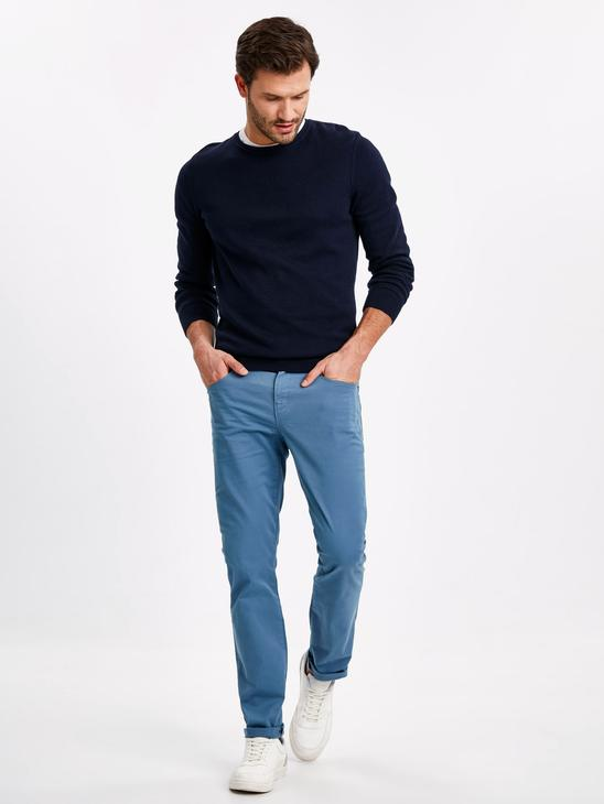 BLUE - Trousers - 9S2469Z8