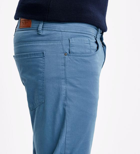 NAVY - Trousers - 9S2469Z8