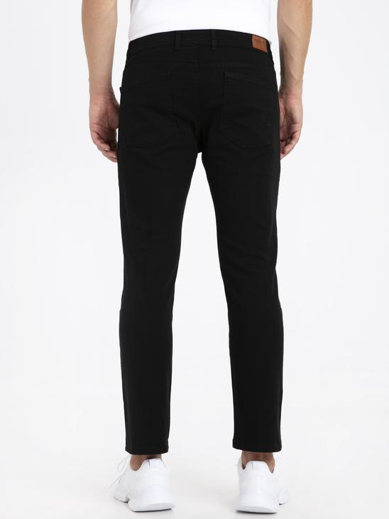 BLACK - Trousers - 9W3184Z8