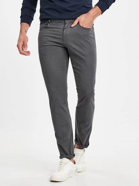 ANTHRACITE - Trousers - 9S2469Z8