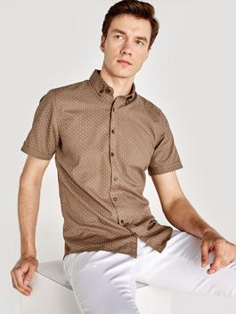 Brown - Shirt