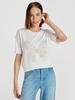 White - T-Shirt - 9ST838Z8