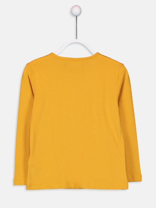 YELLOW - T-Shirt - 9W2619Z4