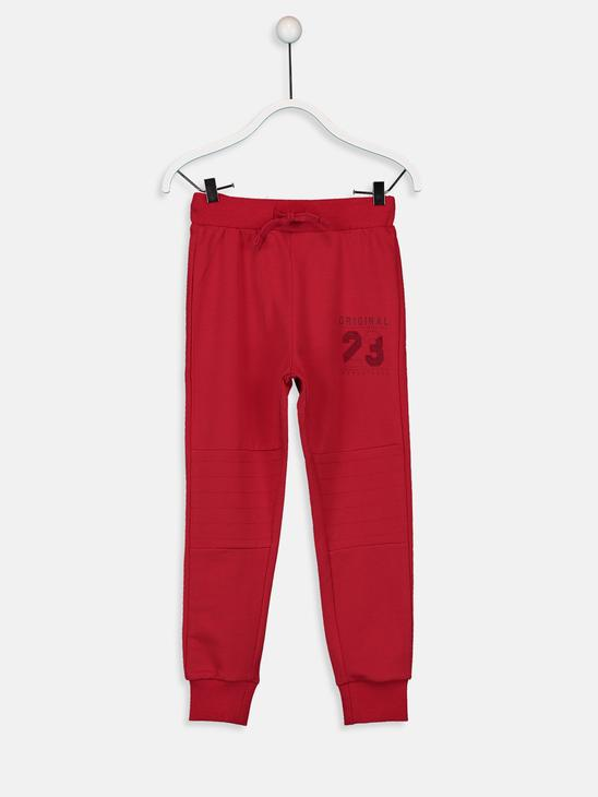 RED - Sweatpants - 9W2605Z4