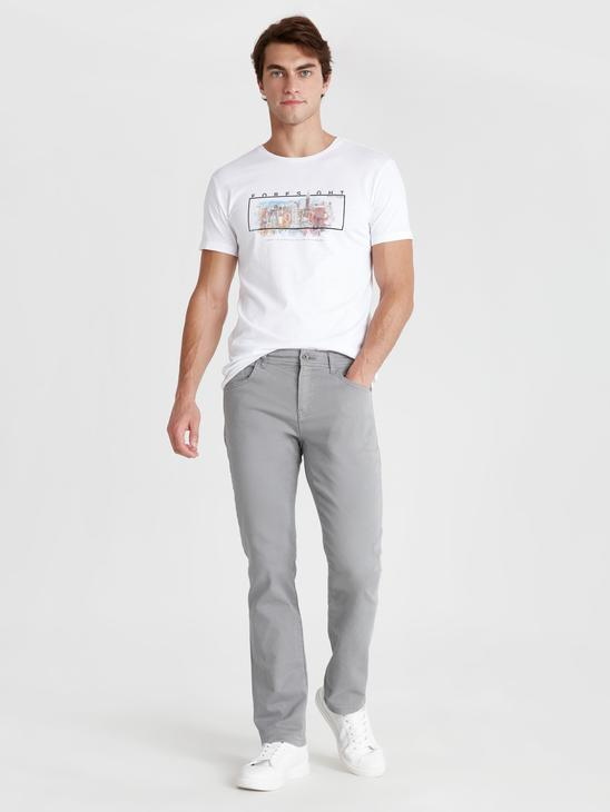 GREY - Trousers - 9W3184Z8