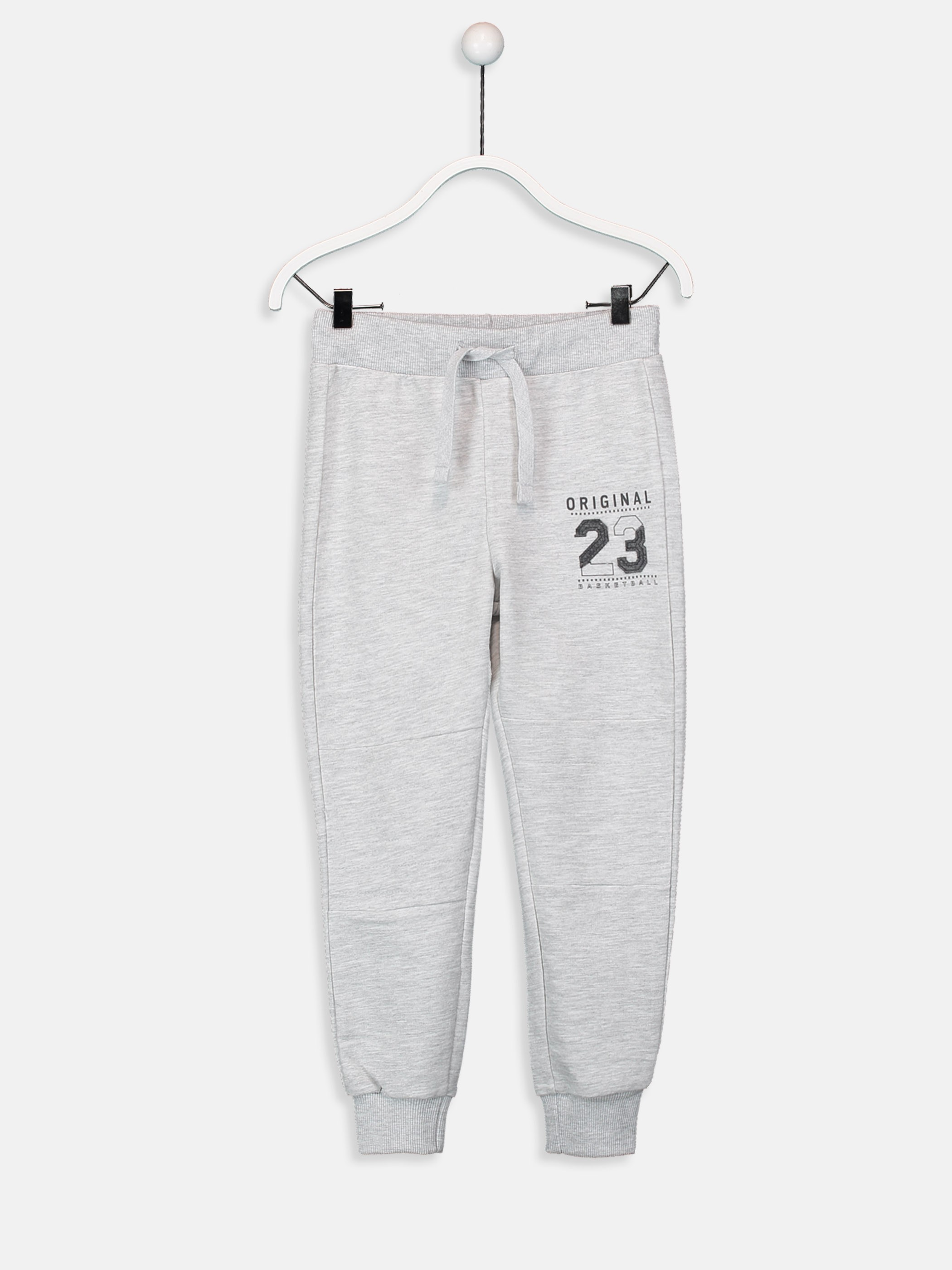 GREY - Sweatpants - 9W2605Z4