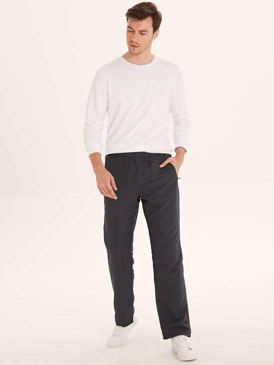 ANTHRACITE - Trousers - 9W3600Z8
