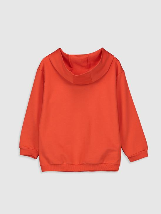 ORANGE - Sweatshirt - 9WR030Z4
