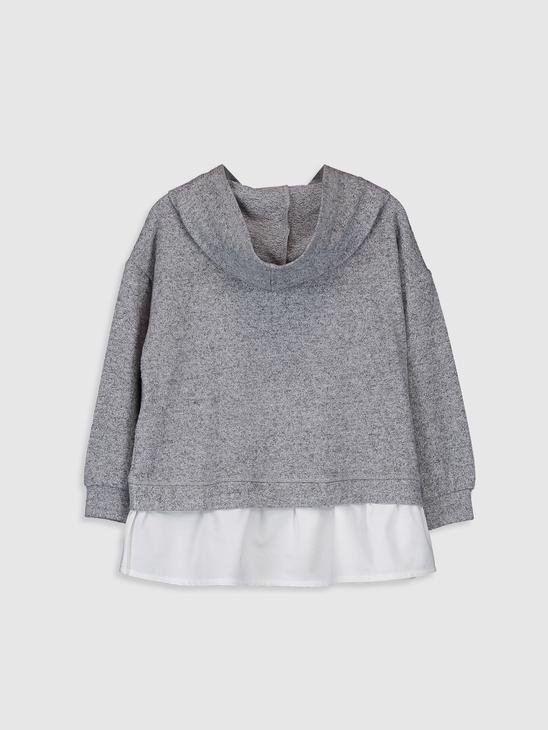 Grey - T-Shirt - 9WH717Z4