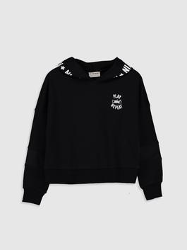 Black - Sweatshirt