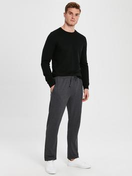 ANTHRACITE - Standard Fit Sweatpants