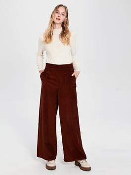 BROWN - Trousers - 9WI304Z8