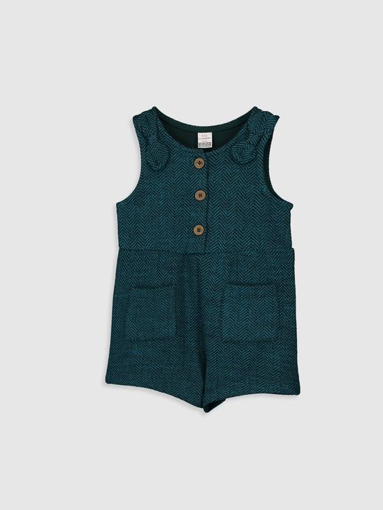 Green - Dungarees - 9WP554Z1