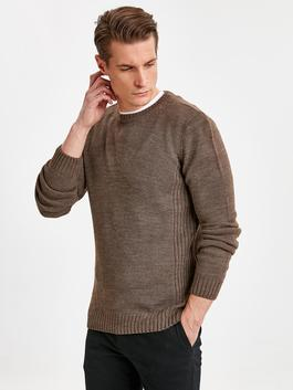 BROWN - Jumper