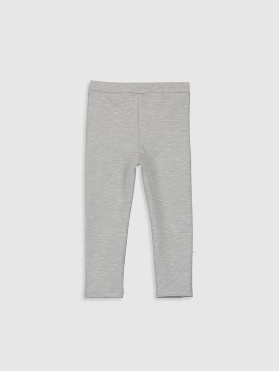 Grey - Leggings - 9WR367Z1