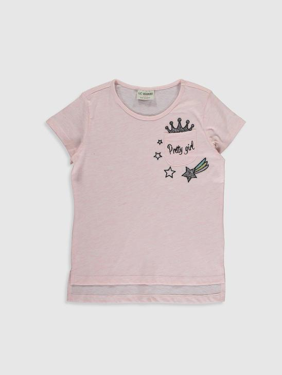 PINK - T-Shirt - 8S1562Z4
