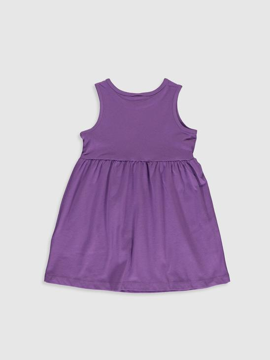 PURPLE - Dress - 0S2469Z1