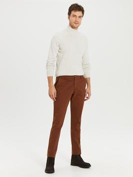 BROWN - Chino Trousers