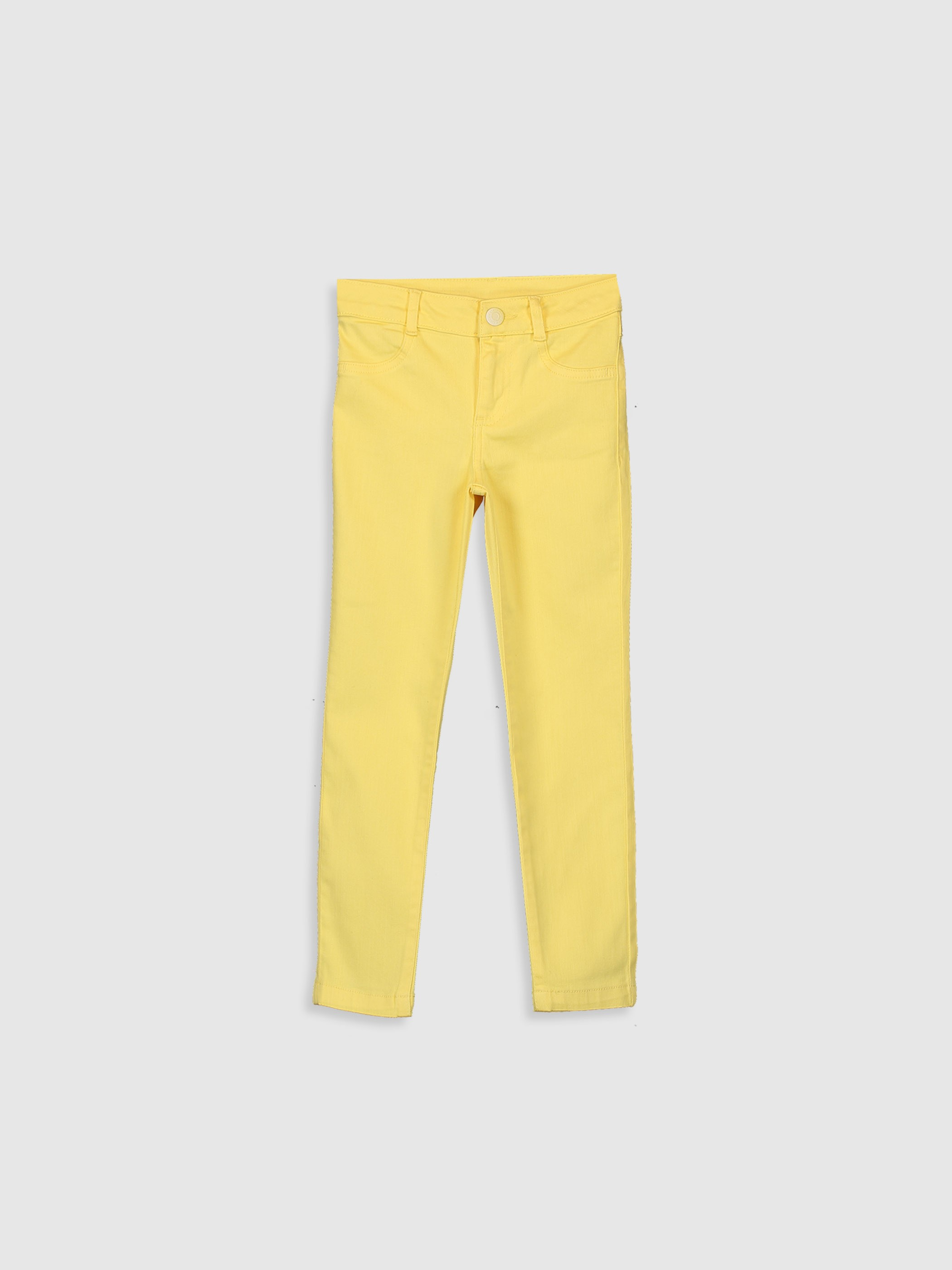 YELLOW - Trousers - 0S8334Z4