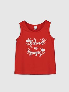 RED - Tank Top - 0S5258Z1