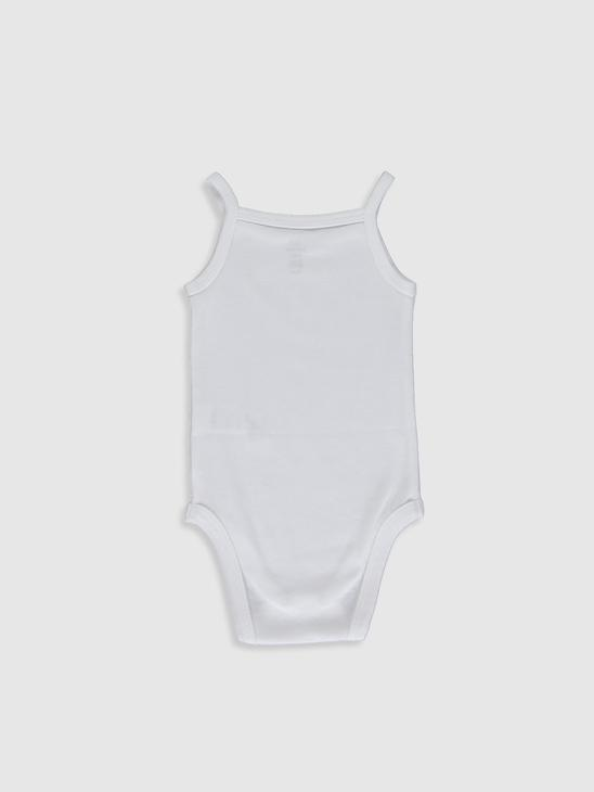 WHITE - Bodysuit - 0S8021Z1