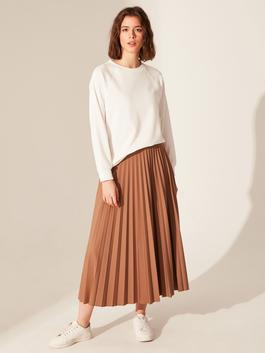 Brown - Skirt