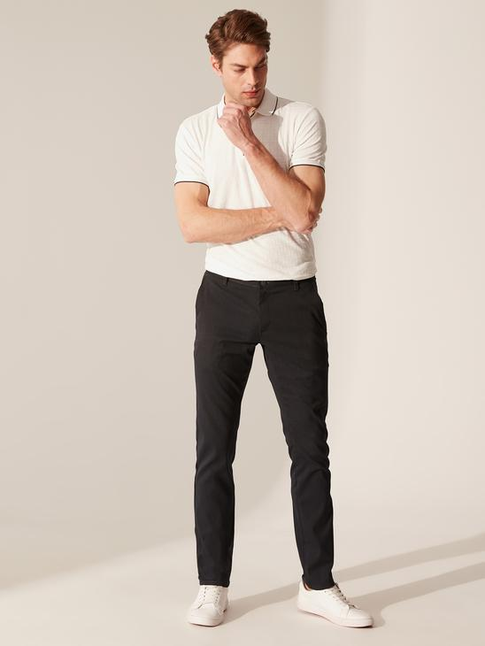 NAVY - Trousers - 0SJ235Z8