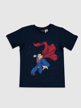 NAVY - Boy's Superman T-Shirt