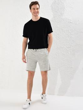 ECRU - Slim Fit Sport Shorts