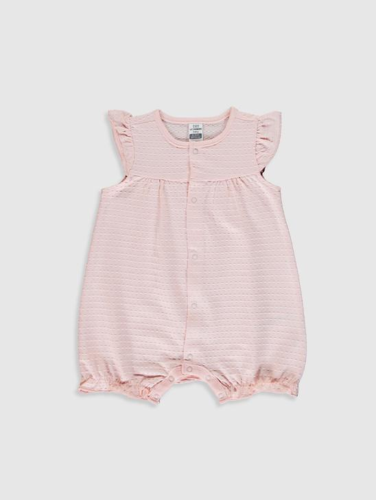 PINK - Baby Girl's Jumpsuit - 0SB005Z1