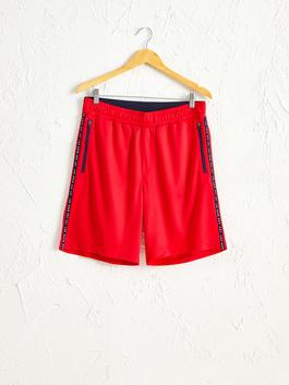 RED - Active Sport Standard Fit Shorts