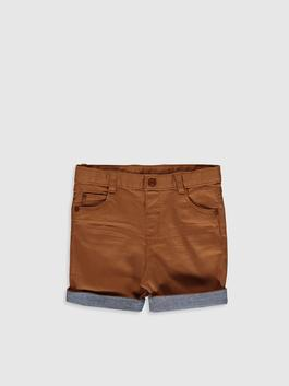 BROWN - Shorts - 0S1230Z1
