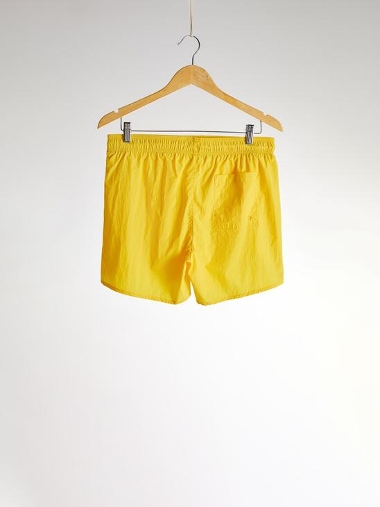YELLOW - Quick Dry Basic Sea Shorts - 0SJ860Z8