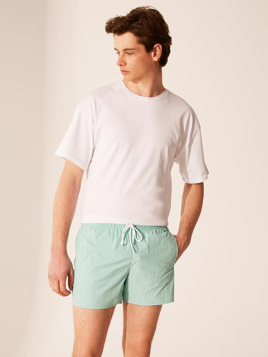 TURQUOISE - Quick Dry Basic Sea Shorts - 0SJ860Z8