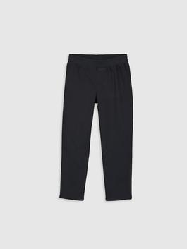 ANTHRACITE - Boy's Slim Gabardine Trousers