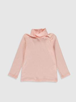 PINK - Girl's Basic T-Shirt