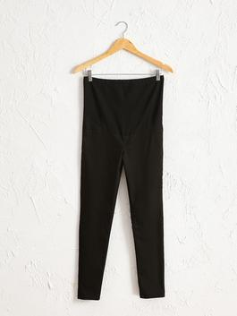 BLACK - Skinny Maternity Trousers