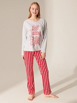 RED - Pyjamas Set