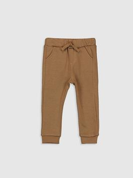 BROWN - Baby Boy's Sweatpants