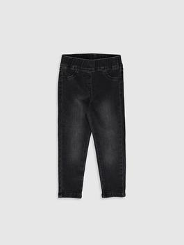 ANTHRACITE - Baby Girl's Jeans