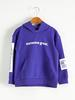 PURPLE - Boy's Printed Hoodie Father and Son Matching - 0WAH05Z4