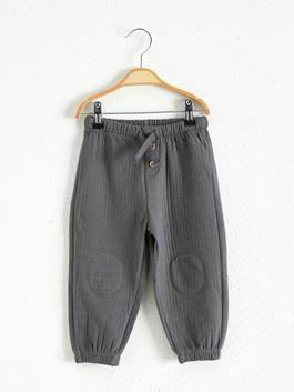 GREY - Baby Boy's Trousers