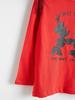 RED - Girl's Minnie Mickey Mouse Printed T-Shirt - 0WEG78Z4
