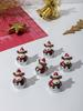 MIX - Christmas Themed 6-pack Decorative Candle - 0WG282Z8