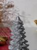 GREY - Christmas Themed Decorative Candle - 0WG285Z8