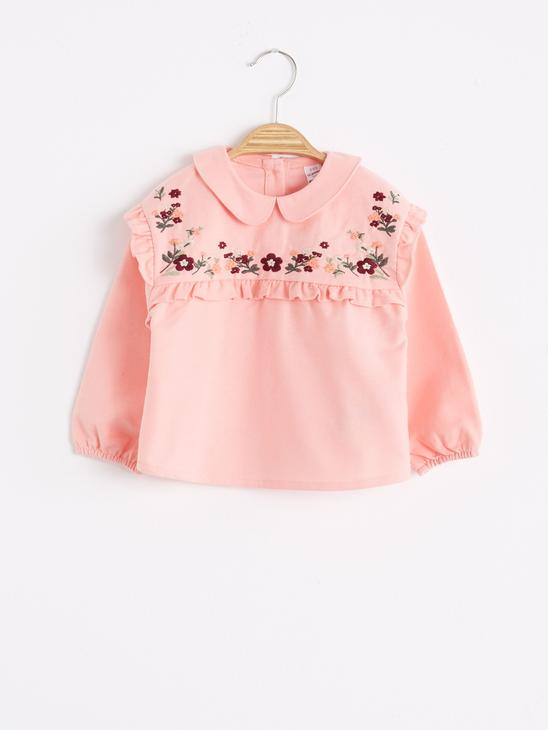 PINK - Baby Girl's Blouse - 0WGH38Z1