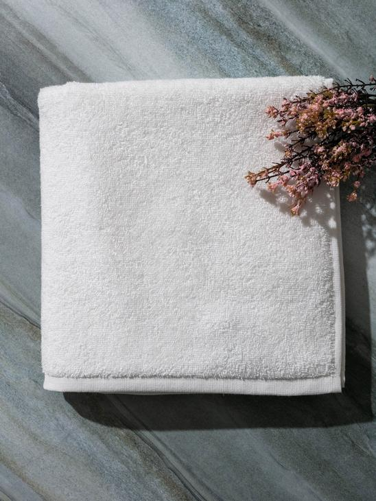طوبي مصفر - Face Towel - 0WGK82Z8