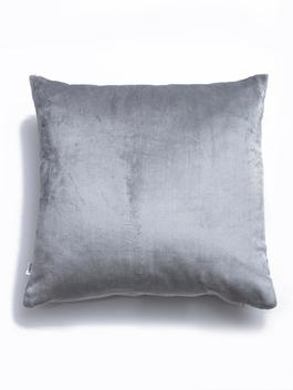 GREY - Padded Throw Pillow - 0WCE94Z8